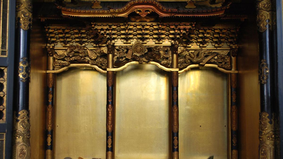 仏壇修復 1