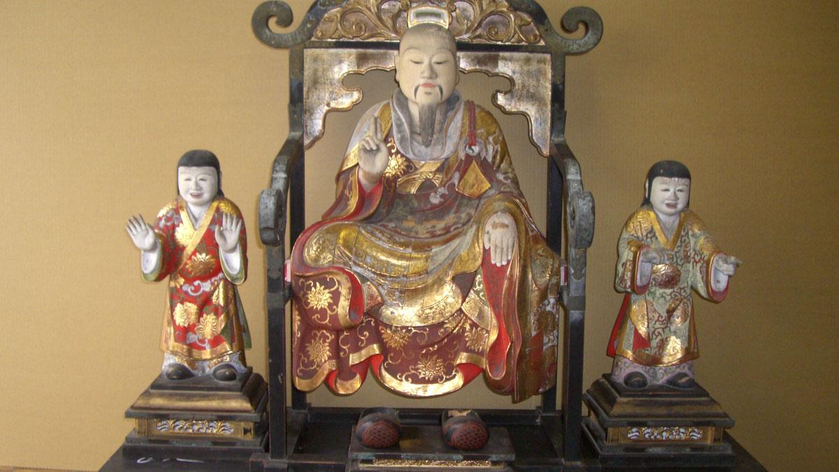 寺院用具修復 4